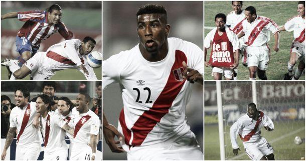 Historial: Últimos encuentros de la Selección Peruana recibiendo a Paraguay