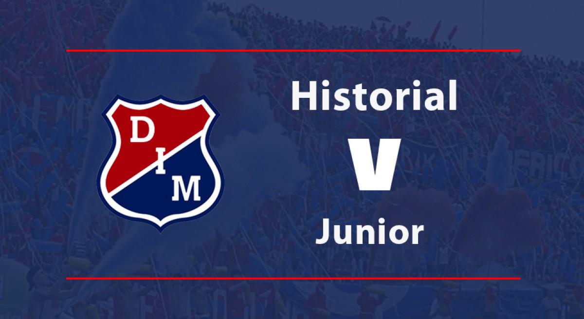 Historial en contra del Medellín frente al equipo 'Tiburón'