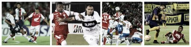 Santa Fe y su buenos resultados contra equipos paraguayos