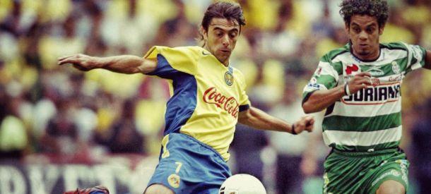 América - Santos, una serie con historia
