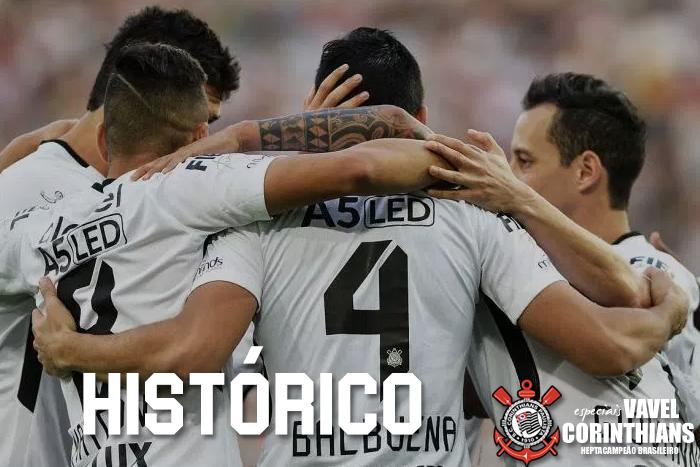 Histórico primeiro turno garante heptacampeonato brasileiro ao Corinthians