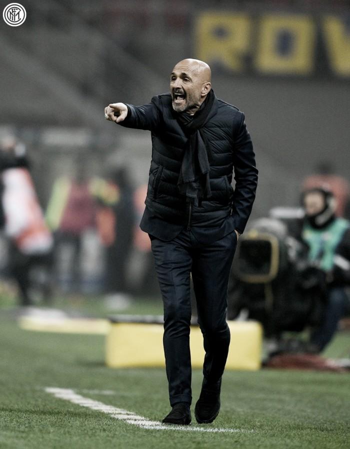 """Spalletti: """"Jugamos por debajo de nuestro nivel"""""""