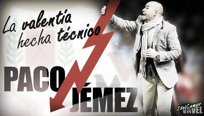 Paco Jémez, una oda al fútbol ofensivo