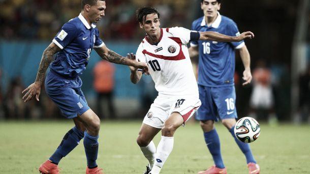 Motivado, Ruiz acredita em vitória da Costa Rica sobre a Holanda