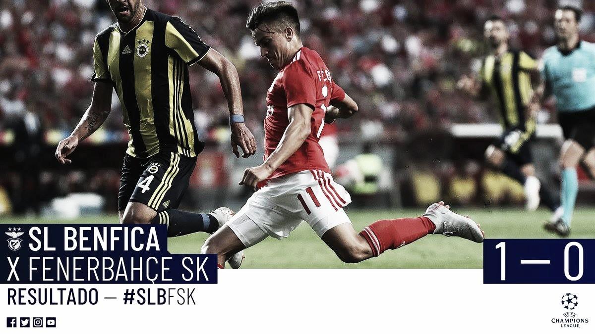 Cervi guía al Benfica rumbo a la Champions League