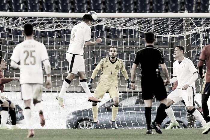 España sub-21 3-0 Italia sub-21: la nueva generación española empieza con buen pie