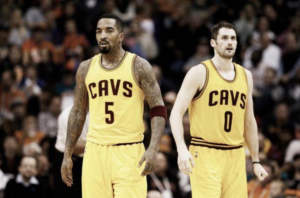 Love y Smith serían baja para los Cavaliers