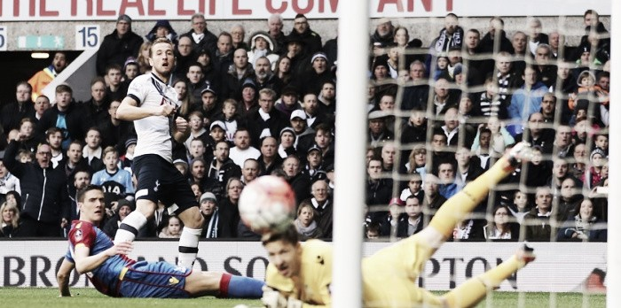 Analysis: Tottenham unlucky in attack and untidy in defence as they lose to Palace