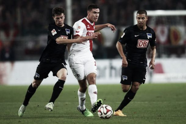 Hertha Bsc Vs Fc Koln Hosts Looking To Continue Unbeaten Streak