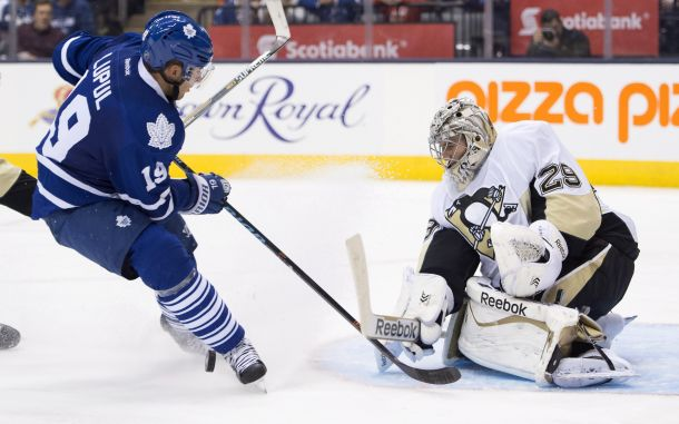 Penguins Come Up Big To Open Their Season