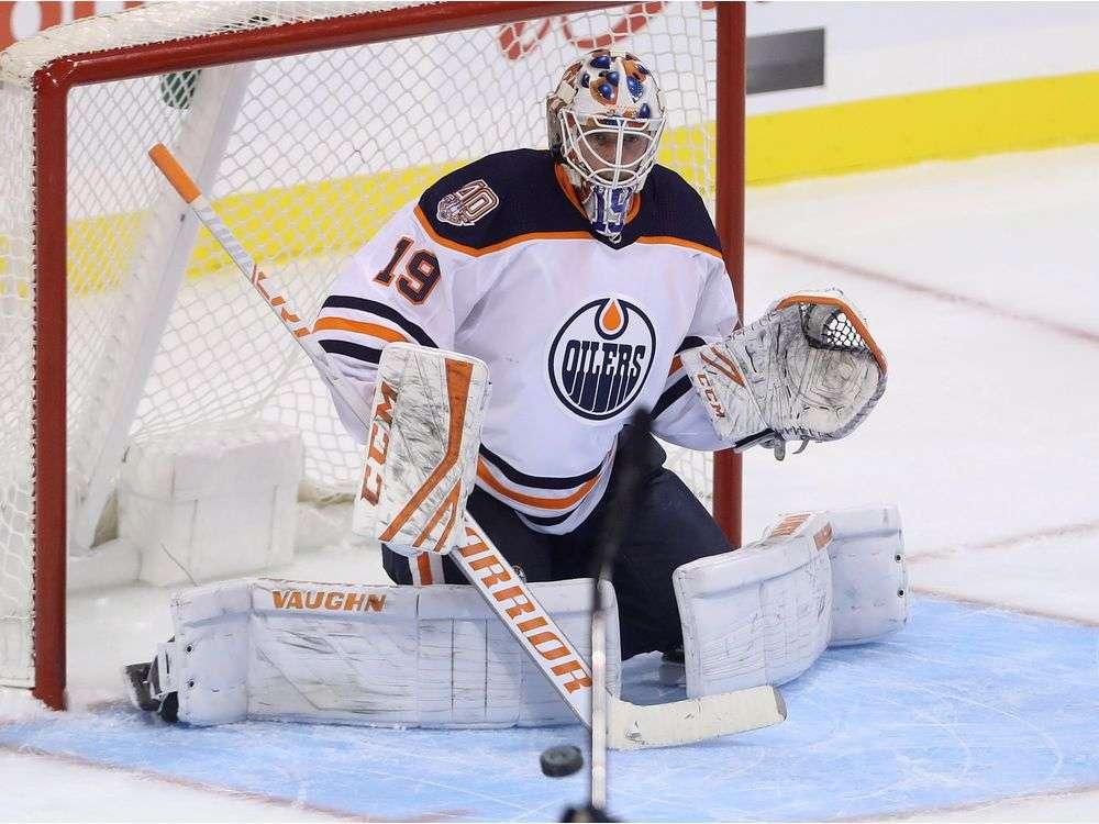 Cambio de rumbo en los Oilers