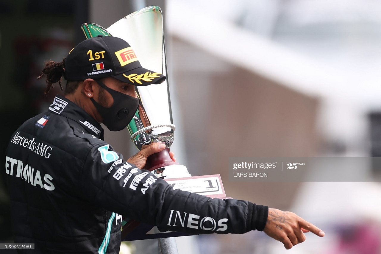 Belgian Grand Prix: Five Talking Points
