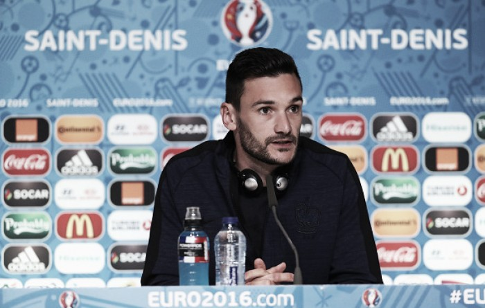 Hugo Lloris reveals France are eager to prove point at Euro 2016