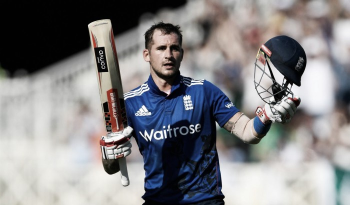 Hales bludgeons 171 as England rack-up record ODI total on way to series victory over hapless Pakistan