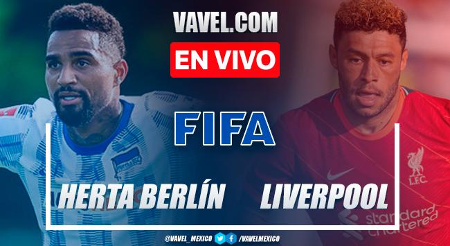 Resumen y goles: Hertha Berlín 4-3 Liverpool en partido amistoso 2021 | 29/07/2021 - VAVEL México
