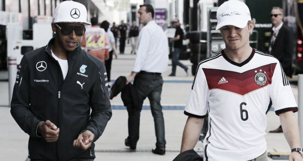 Guerra aberta entre Lewis Hamilton e Nico Rosberg