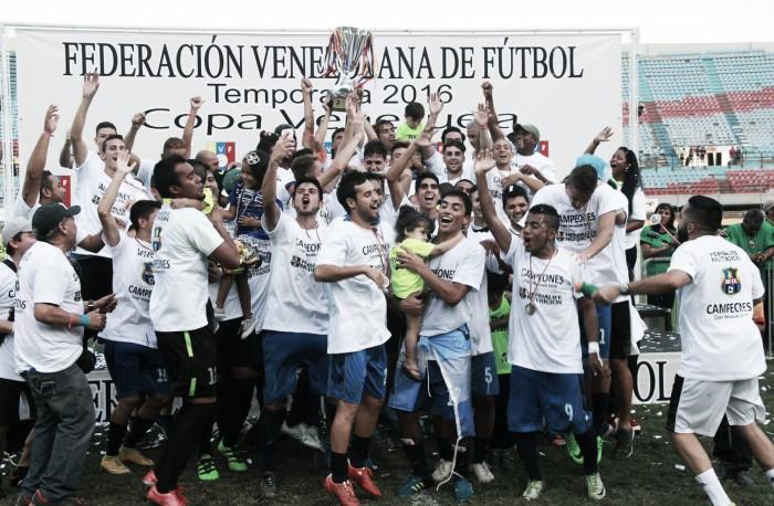 La Copa Venezuela tendrá nuevo formato