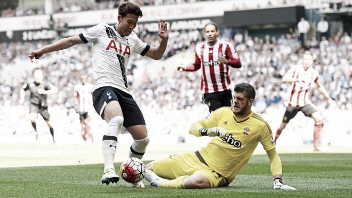 Tottenham Hotspur 1-2 Southampton: Davis double ruins Spurs' home finale