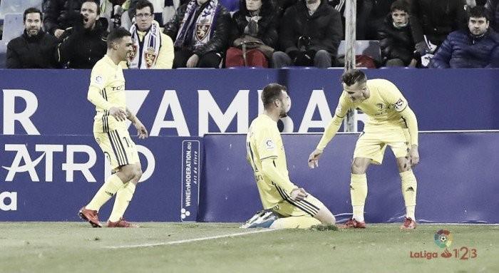 Real Zaragoza - Cádiz CF: puntuaciones del Cádiz, jornada 18 de Segunda División