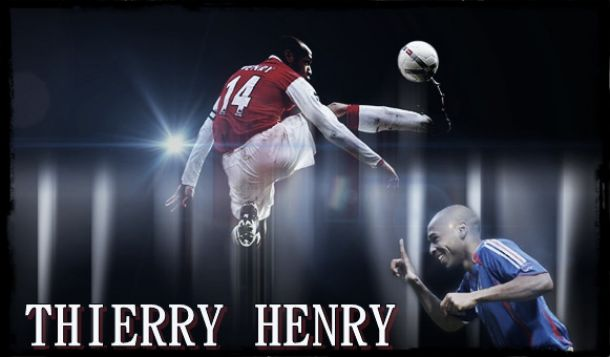 Adeus, Thierry Henry