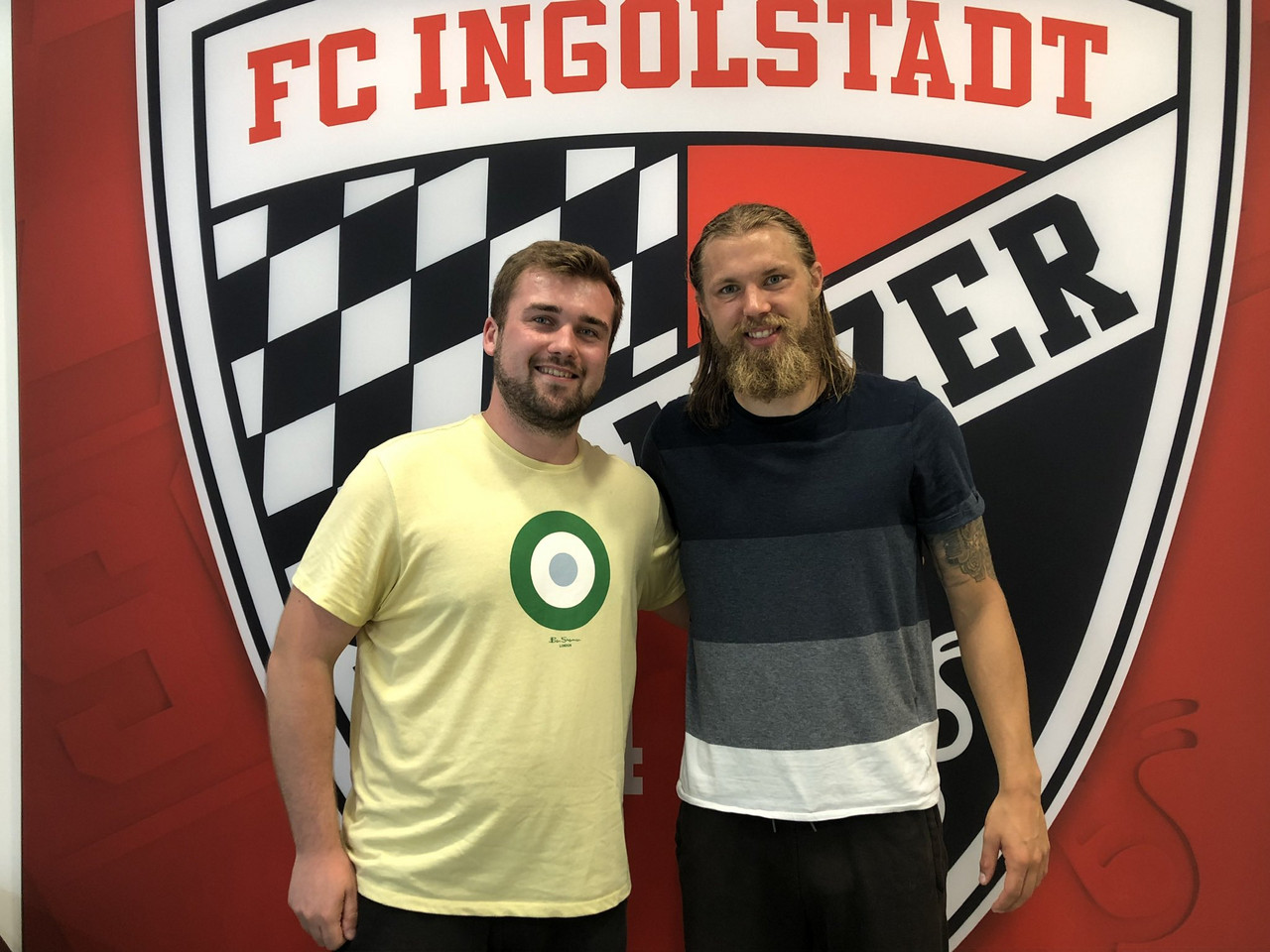 Ingolstadt 04's only English member: A conversation with Alex Howell