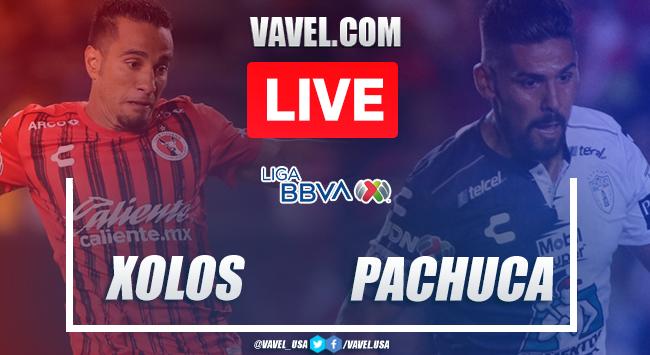 Goals and Highlights: Xolos Tijuana 3-2 Pachuca, 2020 Liga MX