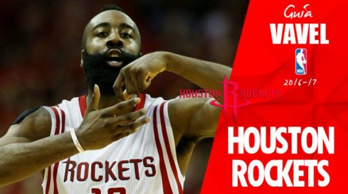 Guia VAVEL da NBA 2016/2017: Houston Rockets