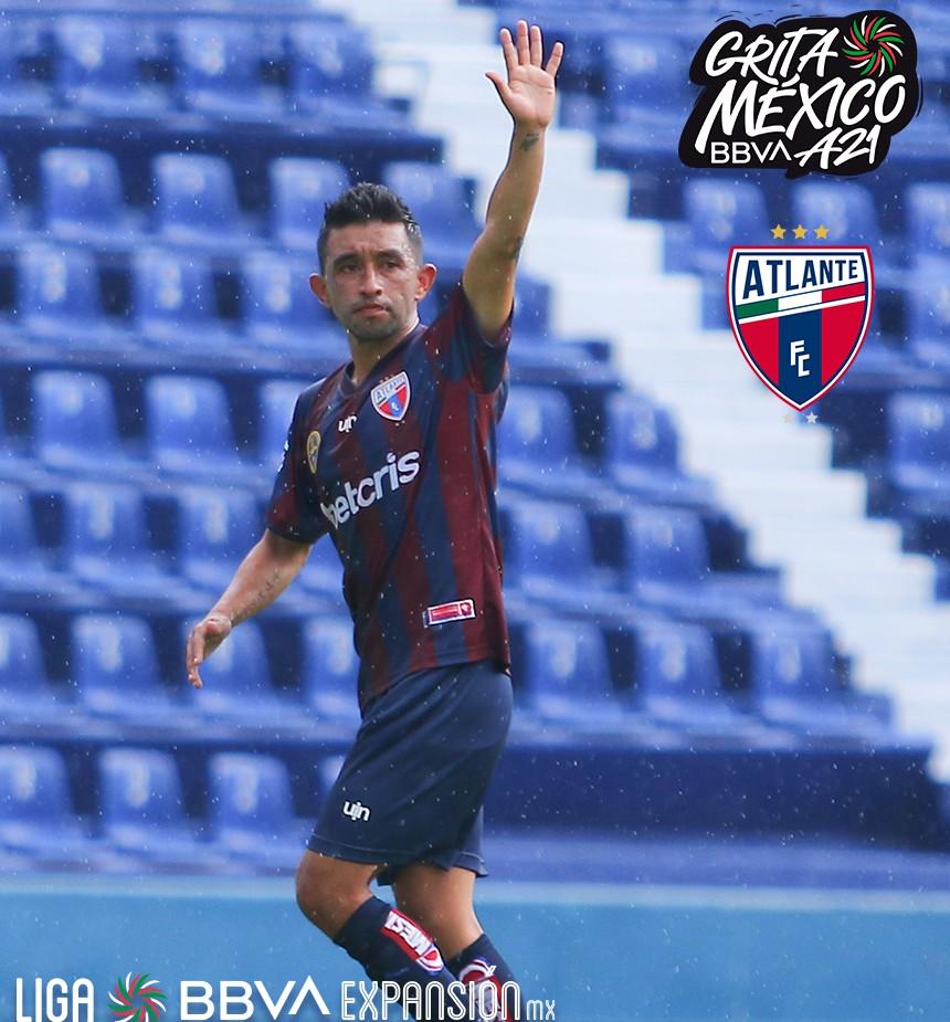Atlante vence a Cancún y toma el liderato de la Liga de Expansión MX