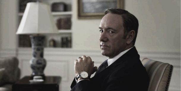 Netflix estrena por error la nueva temporada de 'House of Cards' antes de tiempo