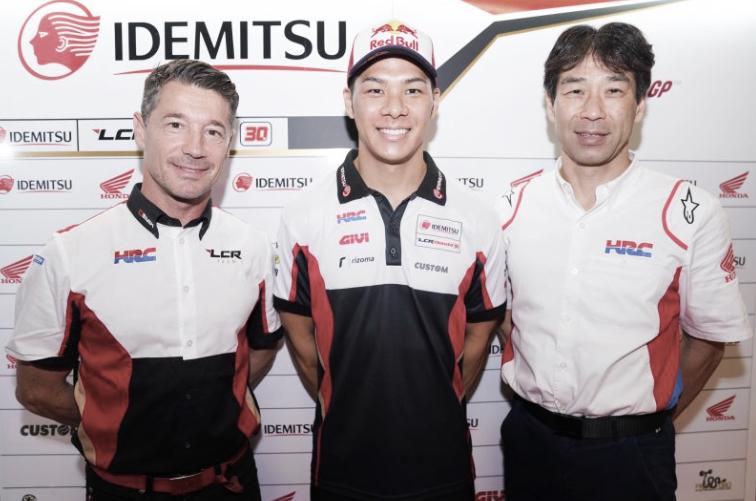 Takaaki Nakagami renueva con Honda para 2020