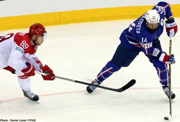 Hockey sur Glace : La France en quarts du Mondial