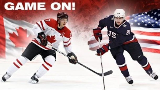Live Sochi 2014 : le match de hockey sur glace masculin Etats-Unis - Canada en direct