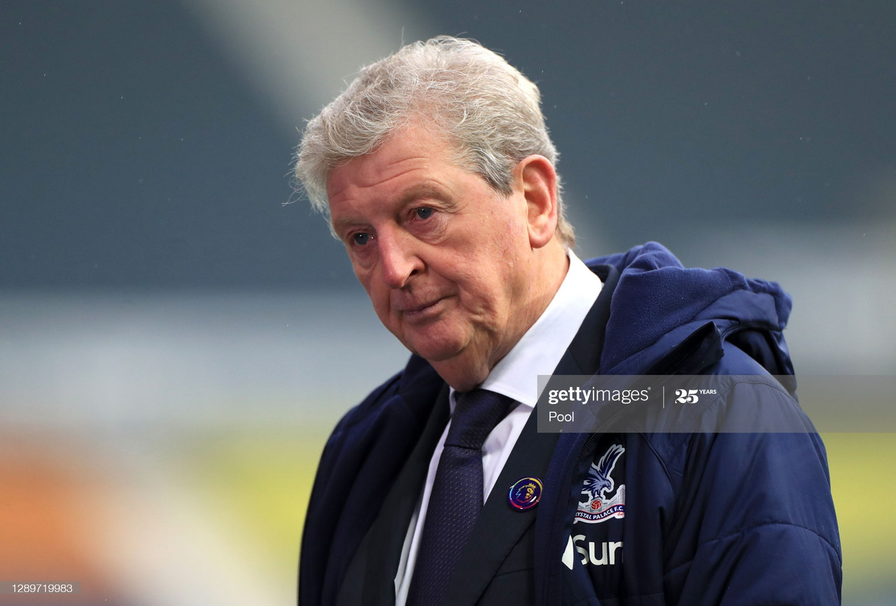 The key quotes from Roy Hodgson's post-West Brom press conference
