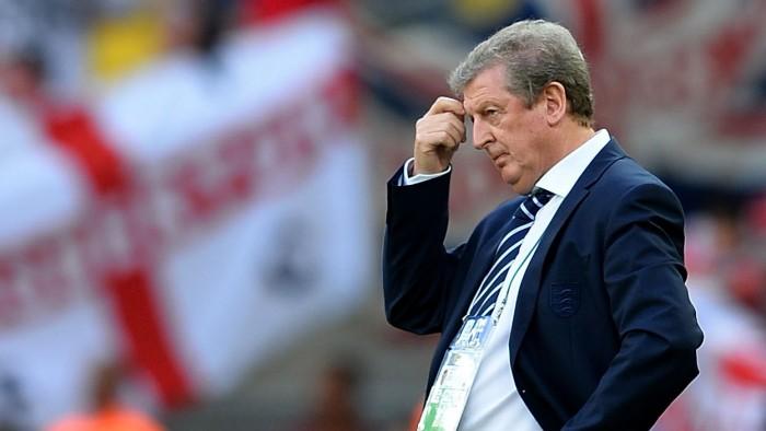 Tre leoni nuovamente ammaestrati: il fallimento dell'Inghilterra e di Roy Hodgson