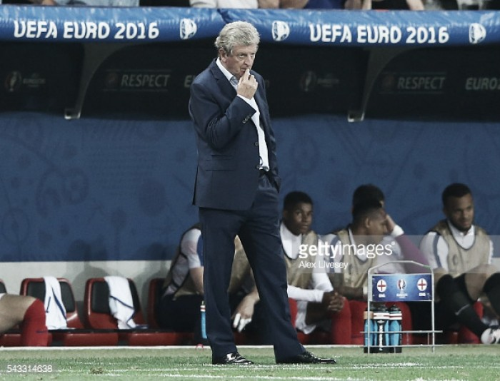 Oficial: Roy Hodgson apresenta demissão