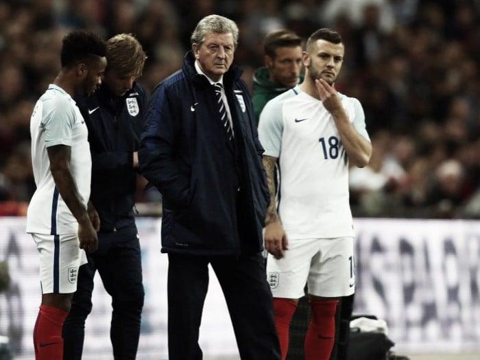 Hodgson cagey following unconvincing England victory