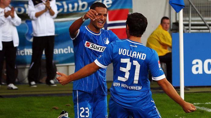 El Hoffenheim resuelve en los momentos finales