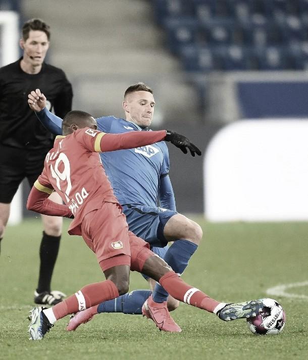 Empate con sabor a poco entre Hoffenheim y Leverkusen