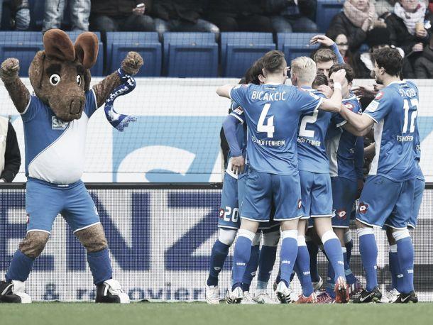 TSG Hoffenheim 3-0 Hamburger SV: Polanski keeps European hopes alive