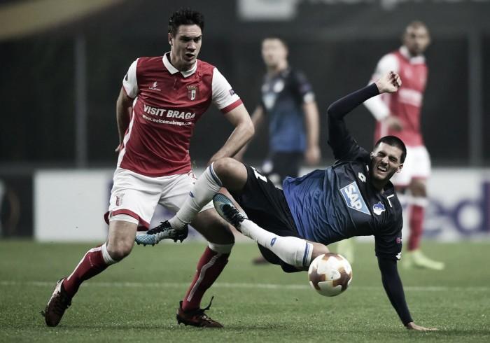 Hoffenheim se quedó sin opciones en la Europa League