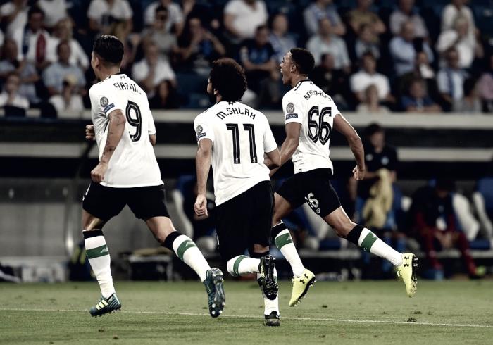 Champions League - Un coraggioso Hoffenheim si arrende al Liverpool (1-2)