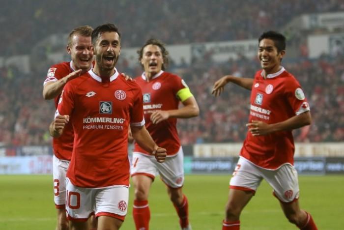 Europa League: Mainz e Saint Etienne si dividono la posta, a Bungert risponde Beric