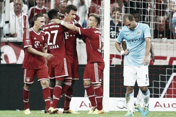 Diretta Manchester City - Bayern Monaco, risultato live della partita di Champions League