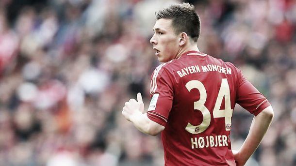 Agent says Højbjerg still wants to succeed at Bayern