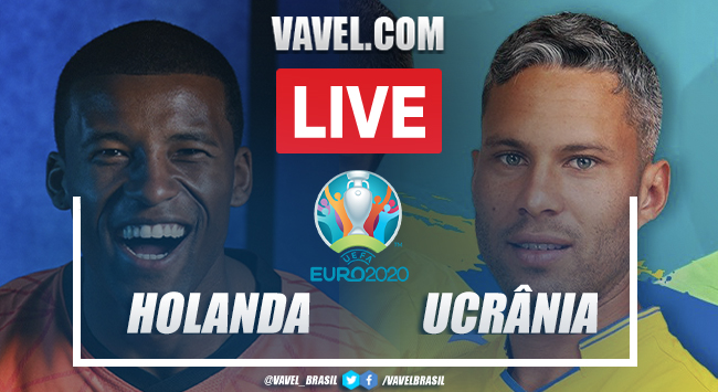 Gols e melhores momentos de Holanda 3 x 2 Ucrânia pela Eurocopa 2020