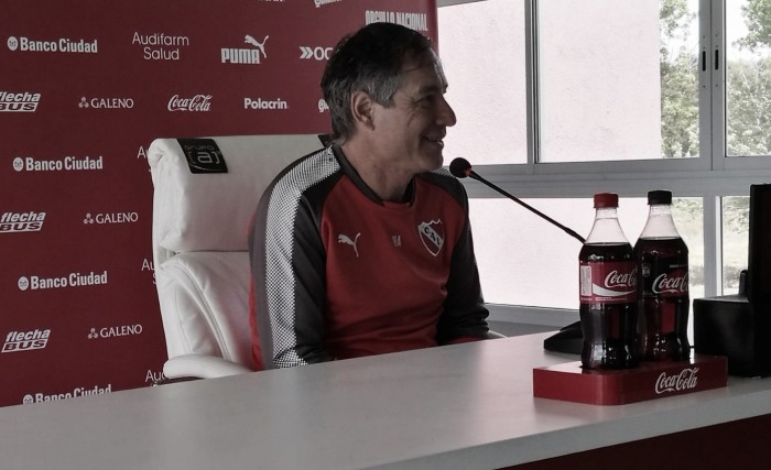 """Ariel Holan: """"Tenemos que ser más Independiente que nunca"""""""