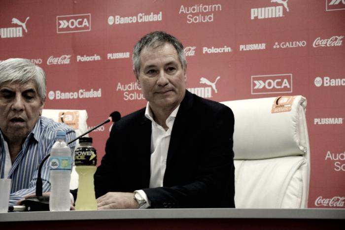 """Holan: """"Independiente significa mucho en mi vida, valía la pena esperar"""""""