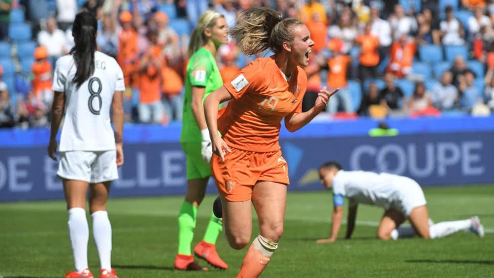 Goles y resumen del Zambia 3-10 Holanda en Juegos Olímpicos Tokio 2020