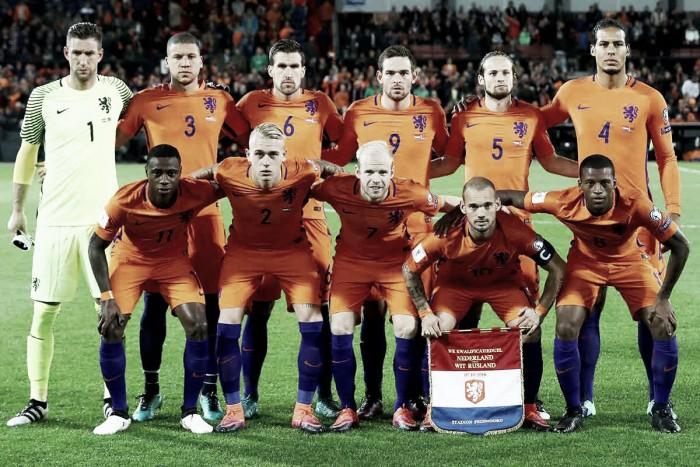 Anuario Vavel Selección Holandesa 2017 Holanda Otro Año De Decepciones Vavel España