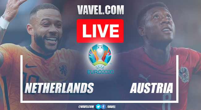 Goals and Highlights: Netherlands 2-0 Austria in Euro 2020